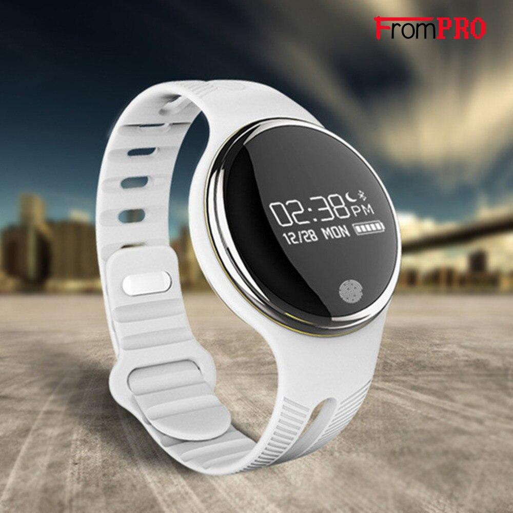 New Smart Band E07 Smartwatch IP67 Waterproof Swimming Bluetooth 4 0 Pedometer Sport Smart Wristband Fitness
