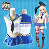 Kantai Collection Shimakaze Cosplay Girl S Uniforms Full Set Women Halloween Costumes Suit Free Shipping