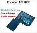 36wh 11.1 В AP11B3F аккумулятор для ноутбука Acer ap11b7h, bt.00303.024, BT.00307.034 для Iconia W500 W500P планшет пк
