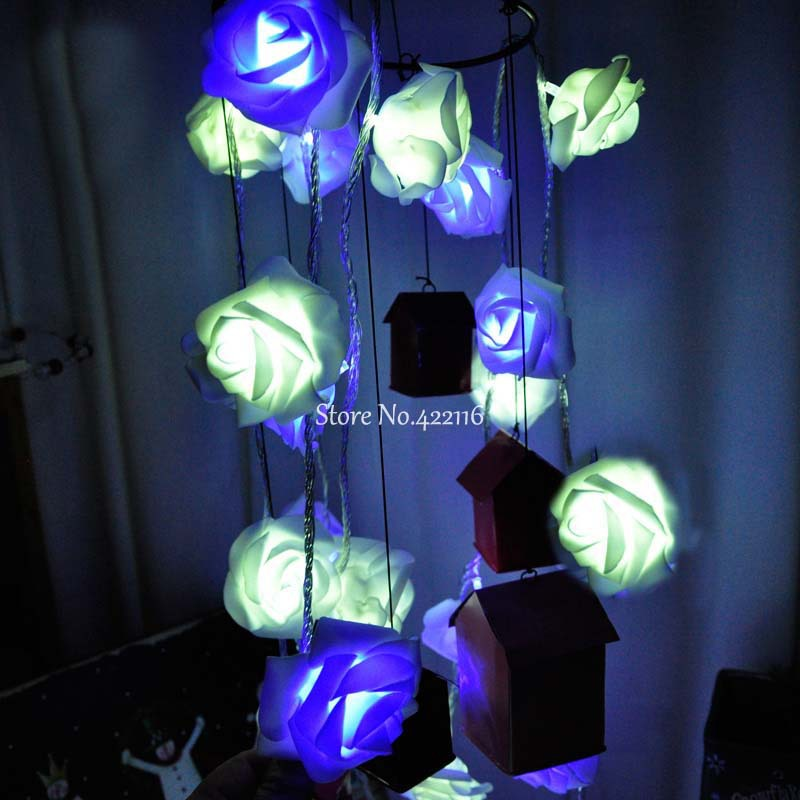 Aliexpress Buy Battery Operated Fairy Lights Guirlande
