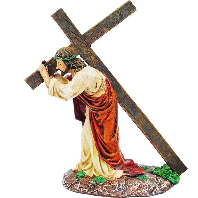 Christian Resin Craft Cross Home Church Catholic Wedding Gifts
