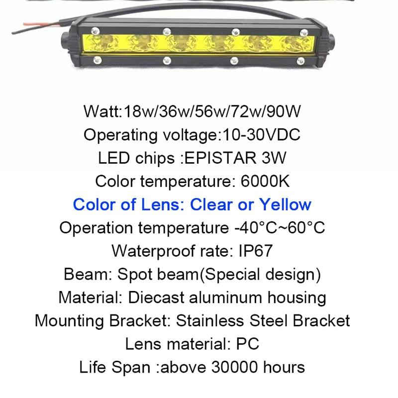 18w-36w-54w-72w-90w-Single-Row-White-Yellow-Led-Light-Bar-Offroad-Work-Driving-Lamp (1)