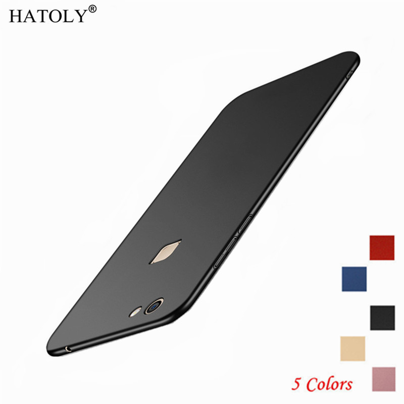 HATOLY Cover For <font><b>Vivo</b></font> <font><b>V7Plus</b></font> / Y79 <font><b>Case</b></font> Slim Smooth & Ultra-thin PC <font><b>Case</b></font> For <font><b>Vivo</b></font> <font><b>V7Plus</b></font> Phone Cover For <font><b>Vivo</b></font> <font><b>V7Plus</b></font> 5.99