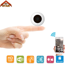 Mini Camera Wifi HD 720P Baby Kamera Wireless Body Motion Unique Design Sport H.264 Night Vision DV
