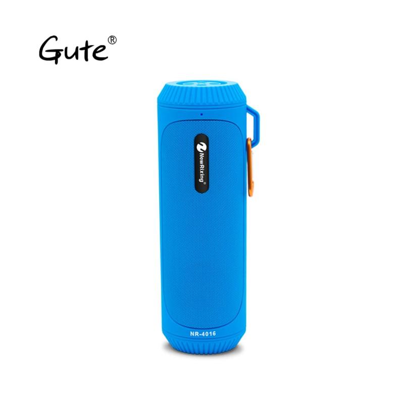 Gute Мода горячей Колонка фонарик брызг портативный беспроводной динамик Bluetooth 5,0 велосипед крепление крюк стерео Бас F4 dia
