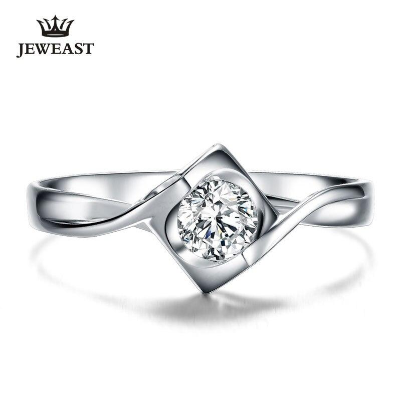 Image 3 - خاتم الماس الطبيعي 18k الذهب النساء عاشق زوجين الذكرى رومانسية اقتراح المشاركة حفل زفاف جنوب أفريقيا 2020 جديد جيدgold naturalafrican gold ringafrican rings -