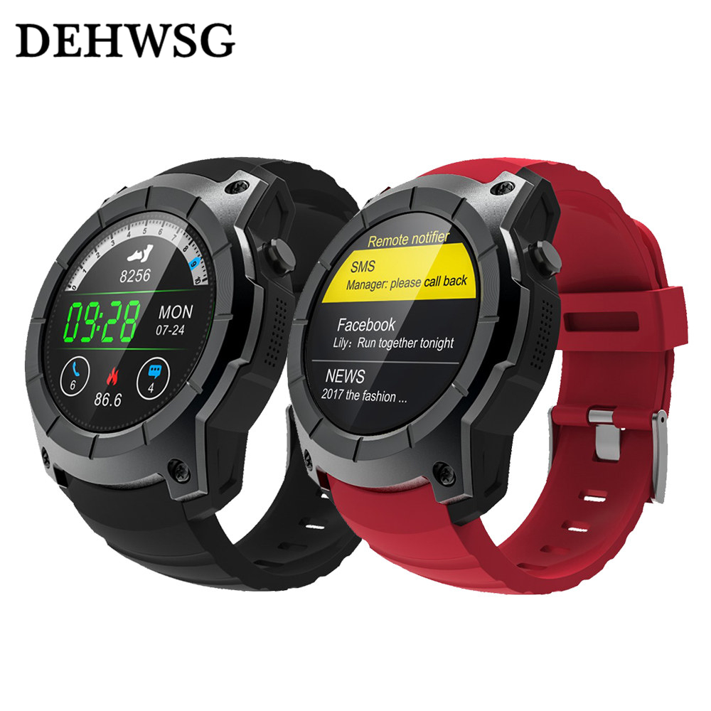 NEW G5 GPS Sports Watch 1.3'' Color Screen Smart Watch multi-sport Smartwatch Heart rate monitor Bluetooth 4.0 For Android ios g5 bluetooth smart watch android sport wristwatches heart rate monitor sport wristwatch bluetooth notification watches