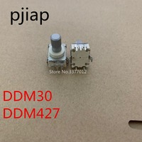 1pcs Imported German DDM30 position instrument, machine code switch, color ultrasonic control panel, ddm427 encoder