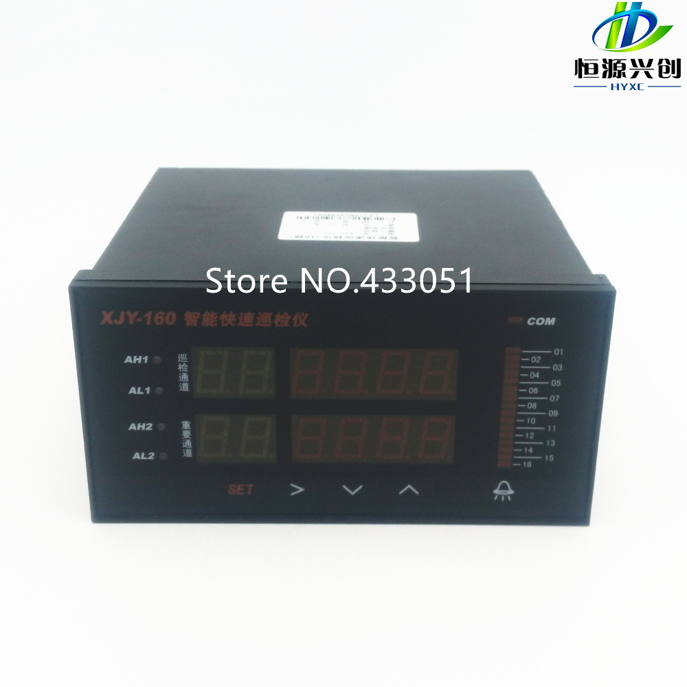 Intelligent fast data logging device/ Multifunction acquisitio/ Display 16-way signal acquisition,RS485 communication