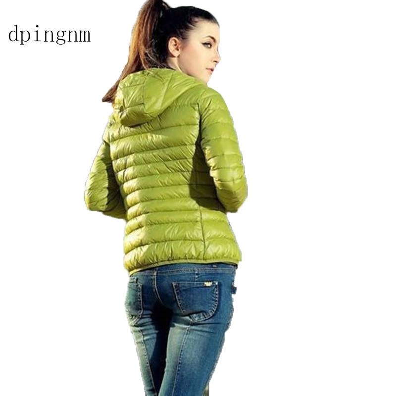 Winter Parkas Women s Warmth Coats Puffer Jacket Parka Women Fashion font b Slim b font
