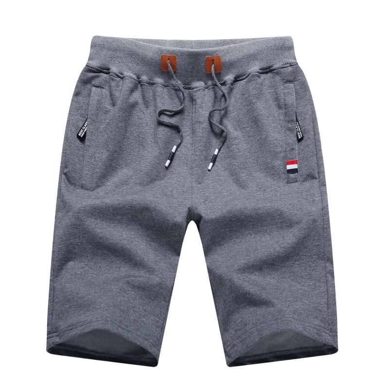 Shorts men Summer Cotton Shorts Men Fashion Boardshorts Breathable Male Casual Shorts Mens Short Bermuda Beach Short Pants Hot 9 8
