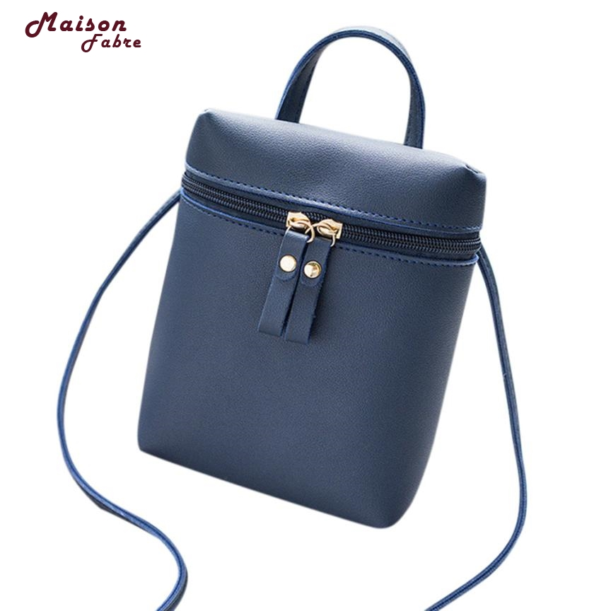 Maison Fabre 2018 Fashion Women Crossbody Bag Shoulder Bag Messenger Coin Phone Handbag Dropshipping Mar13