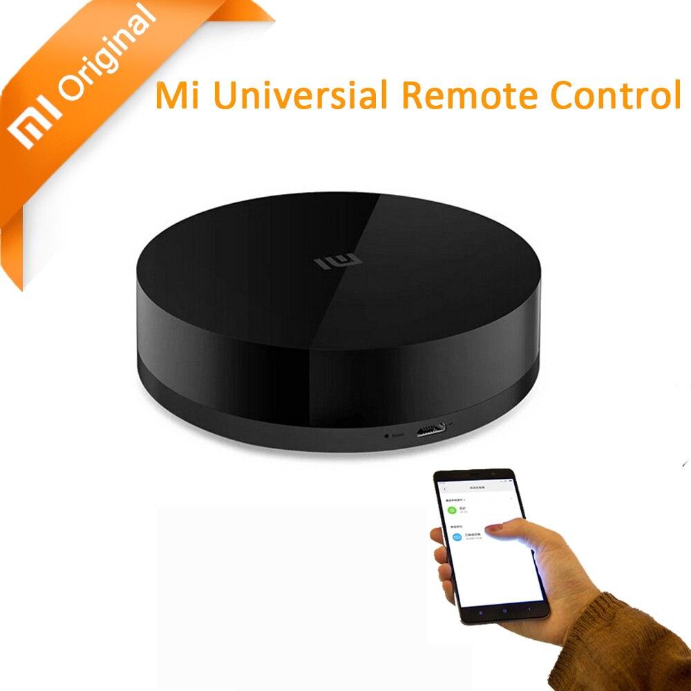 imágenes para Original Xiaomi Infrarrojos Control Remoto Universial 360 Grados Inteligente Electrodomésticos WIFI + Interruptor IR Inteligente de Aire Acondicionado TV DVD