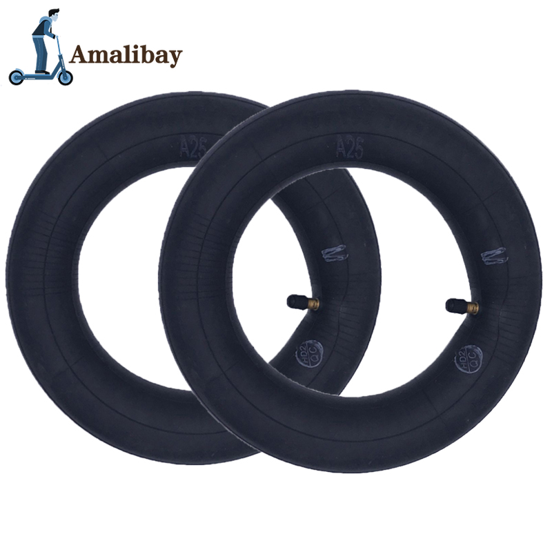 US $11 7 35% OFF|Newest Upgraded 2PCS Inner Tubes Pneumatic Tires for  Xiaomi Mijia M365 & Pro Electric Scooter 8 1/2x2 Durable Thick Wheel  Tyre-in