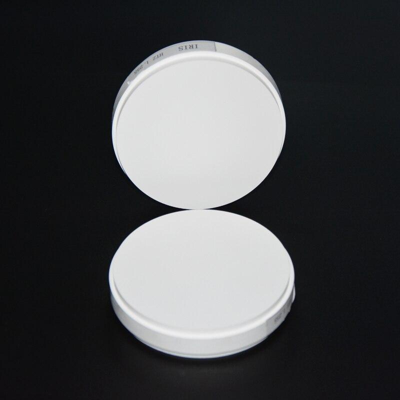 цены 3 PCS Super Translucent HT ST UT OD98*22/25mm Dental Zirconia Disc Dental Ceramic Blocks With CE & ISO Certificate