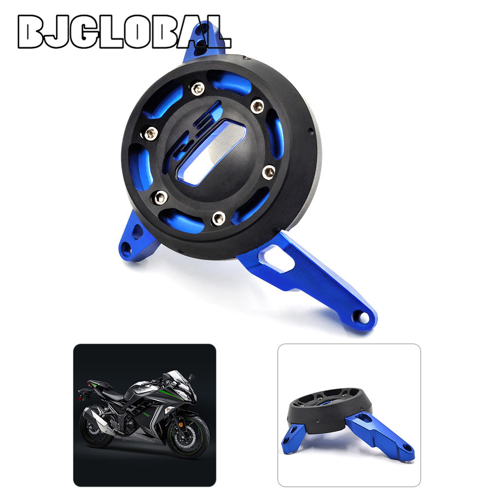 ФОТО EPC-YA005  For Yamaha YZF-R3 2015-2016 New CNC Motorcycle R3 Right Side Engine Protective Cover