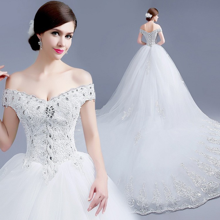 Contemporary Princess Style Wedding Gowns Ensign - Wedding Dress ...