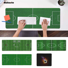 Babaite Your Own Mats football field Laptop Computer Mousepad Free Shipping Large Mouse Pad Keyboards Mat