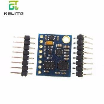 GY-85 BMP085 Сенсор модули 9 оси Сенсор модуль (ITG3205 + ADXL345 + HMC5883L), 6DOF 9DOF IMU сенсор дропшиппинг