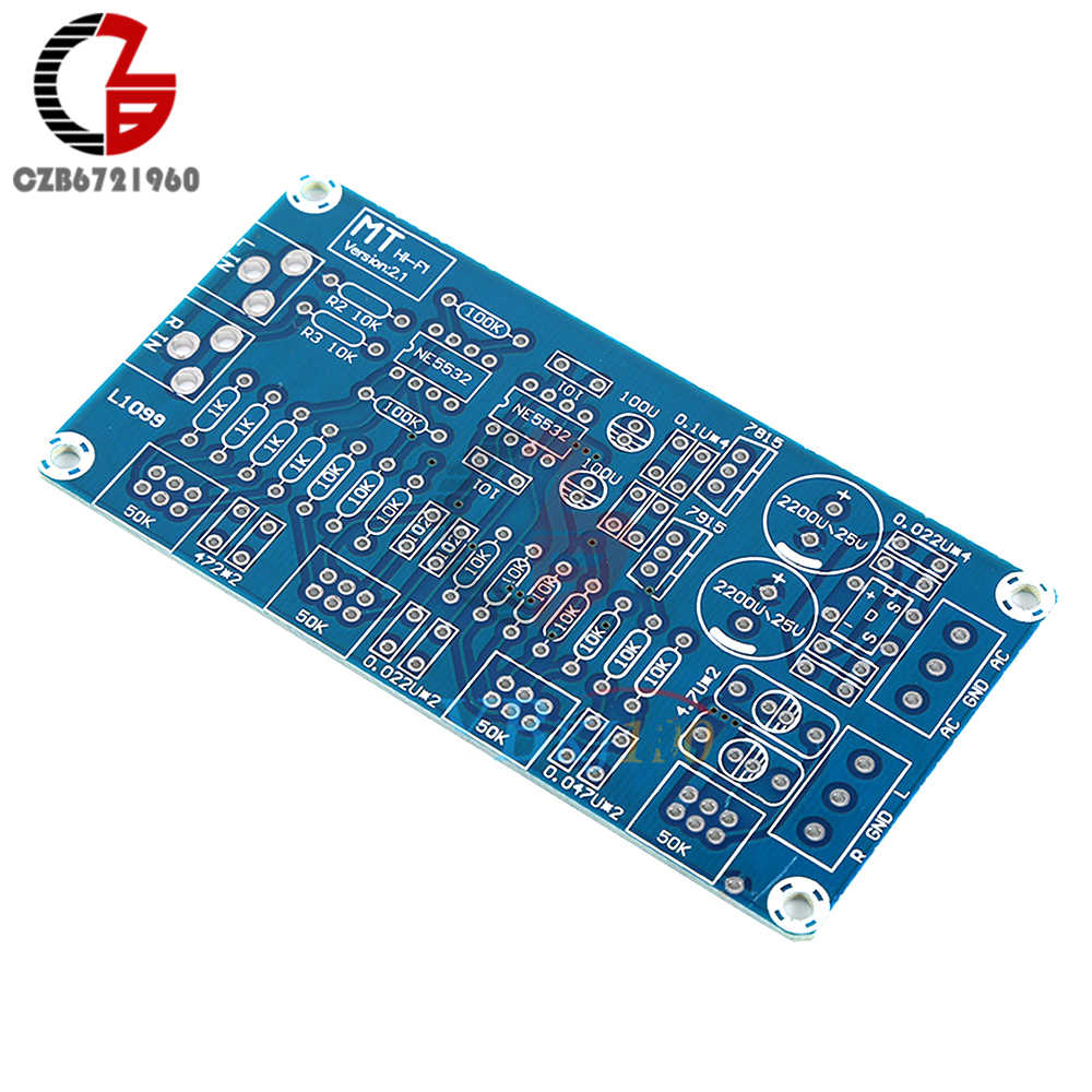 Detail Feedback Questions About Ne5532 Op Amp Hifi Amplifier Lowpass Filter Subwoofer Frequency Circuit Board Opamp Chip Preamplifier Volume Tone Eq Control Diy Kits 112x68x23mm Electric