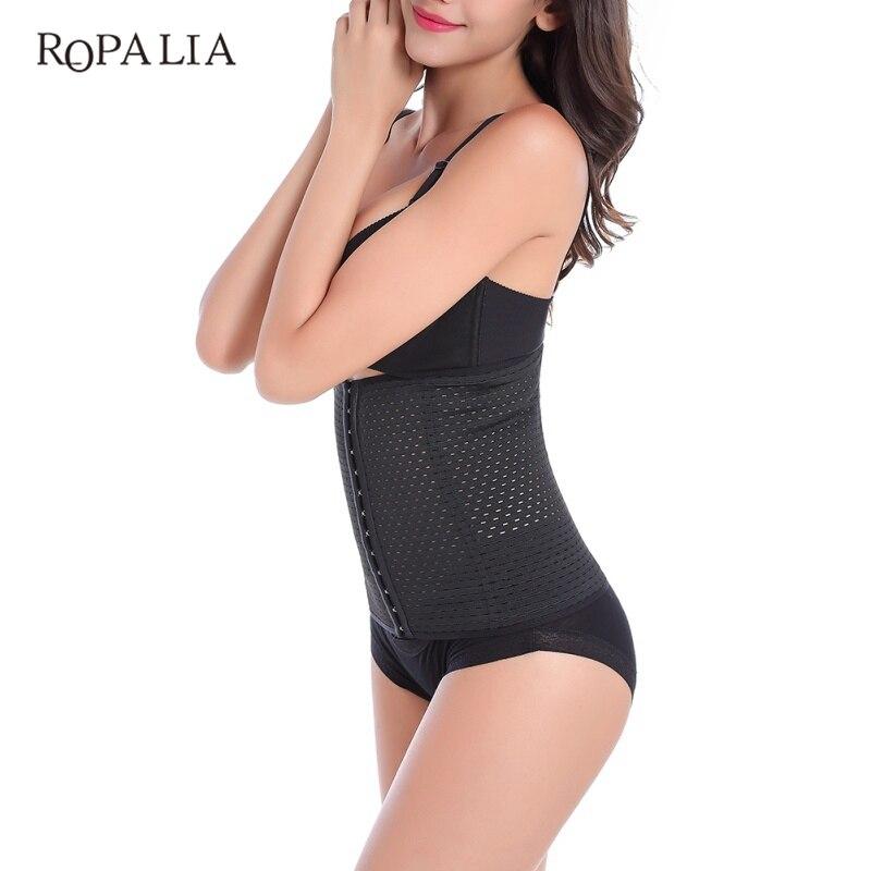 Hot Waist Trainer Women Slimming Belt Shaper Belt Slimming Corset Body Shapers Modeling Strap Plus Size 2