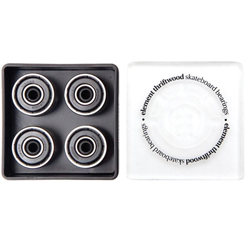 Image 5 - Free Shipping ORIGINAL Element Ceramic Skateboard Bearings ABEC 3 Bearing For Skate board Scooter Chrom Steel Ball Bearings-in Skate Board from Sports & Entertainment