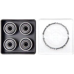 Image 5 - Free Shipping ORIGINAL Element Ceramic Skateboard Bearings ABEC 3 Bearing For Skate board Scooter Chrom Steel Ball Bearings