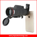 Universal Cell Phone 8X Clip On Telefoto Telescópio Lente Da Câmera para todos os Telefones Inteligentes