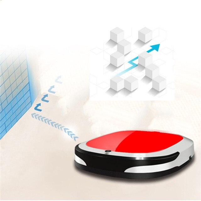 Smart Robotic Vacuum Cleaner Cordless Floor Dust Auto Sweeping Machine Dry Wet Tank Brushless Aspirador for Home 2