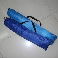 [TB11]New China Blue Camping Tent Outdoor Indoor Nap Simple Anti mosquito Single Fishing