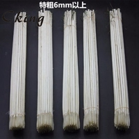 Cking 1000pcs Diameter above 6mm Peacock feather stems about 60cm long Peacock feather fishing floats crafts Peacock sticker