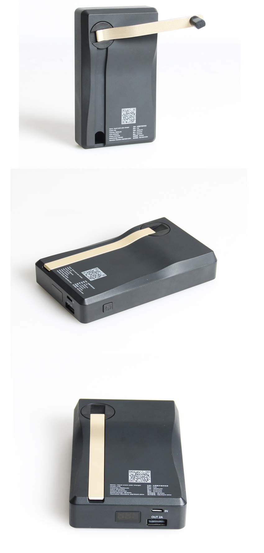 P40-Power bank-black-3