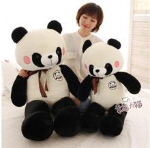 90cm Cute panda plush toy panda doll big size pillow birthday gift high quality