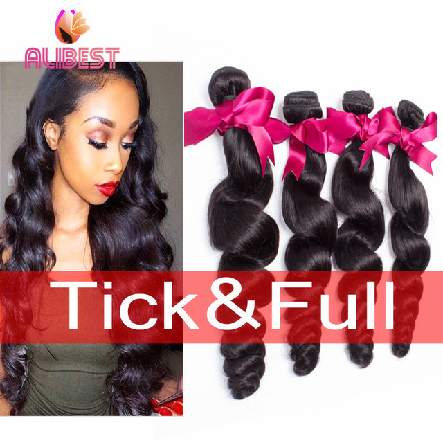 6a Unprocessed Virgin Hair 4pcs Brazilian Loose Curly 6 30inch Raw