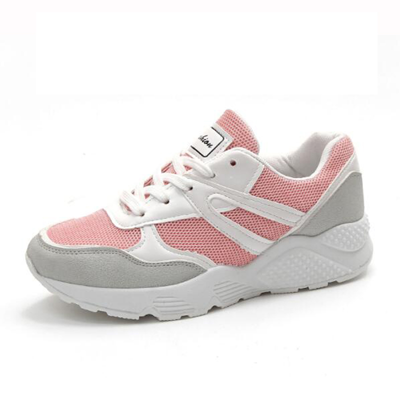 Women sneakers 2018 new arrivals spring breathable lace-up women flats shoes comfortable women casual shoes size 35 -40 gogc 2018 new style women shoes with hole breathable women flat shoes women sneakers casual shoes summer spring lace up footwear