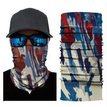Biker Bandanas (5 pcs/lot) AC108-AC115 Outdoor Sports Hat Cycling Turban Head Scarf Face Mask