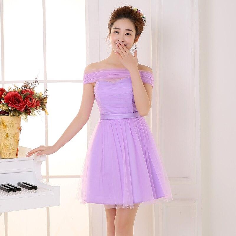 Excepcional Vestido De Invitados De La Boda Púrpura Patrón - Ideas ...