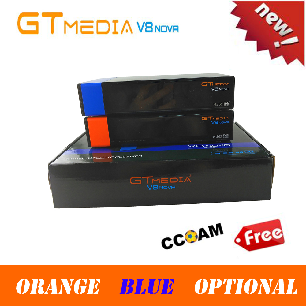 DVB S2 Freesat V8 Super Receptor gtmedia V8 nova Decoder DVB S2 freesat Europe Cline for