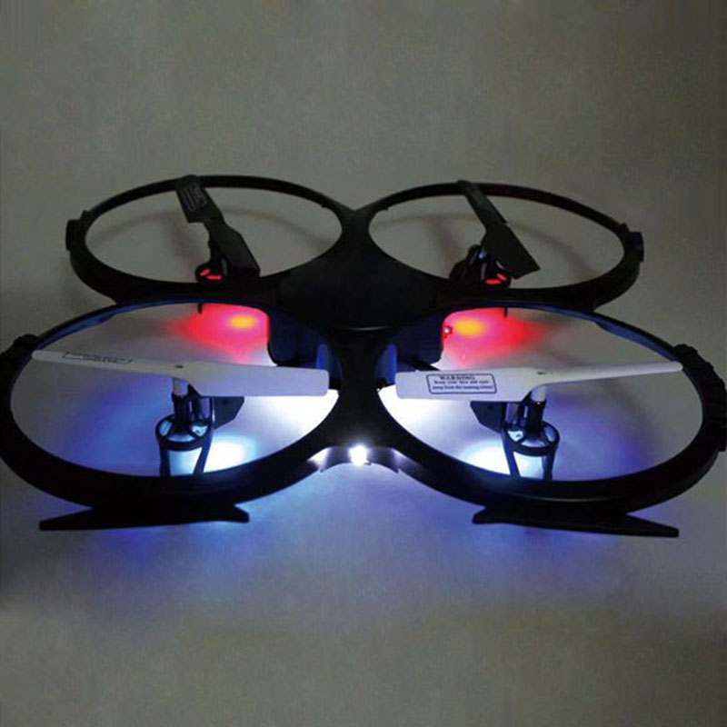 UDI U818A 2.4GHz 4 CH 6 Axis Gyro RC Quadcopter with Camera RTF Mode 2 FL цена