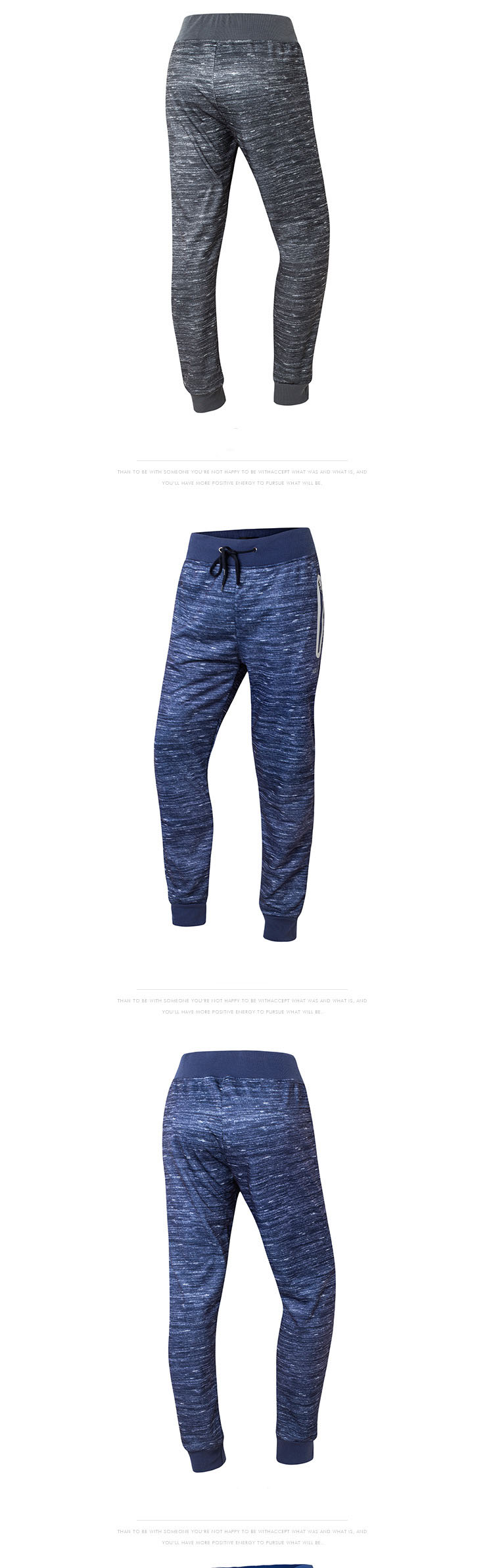 Aolamegs Men Casual Pants Fashion Mens Sweatpants High Quality Sportswear Outdoors Wear Joggers Pants Gyms Clothing Plus Size (7)