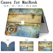 Neue Für Laptop Abdeckung MacBook Fall Notebook Sleeve Tablet Taschen Für MacBook Air Pro Retina 11 12 13 15 13,3 15,4 Zoll Fasion Torba