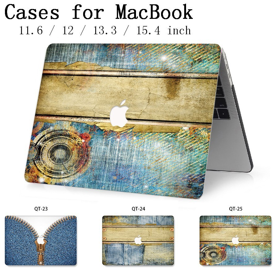 New For Laptop Cover MacBook Case Notebook Sleeve Tablet Bags For MacBook Air Pro Retina 11 12 13 15 13.3 15.4 Inch Fasion Torba-in Laptop Bags & Cases from Computer & Office
