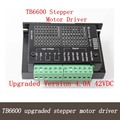 TB6600 stepper motor driver 32 segments upgraded version 4.0A 42VDC 9V-42V DC power supply