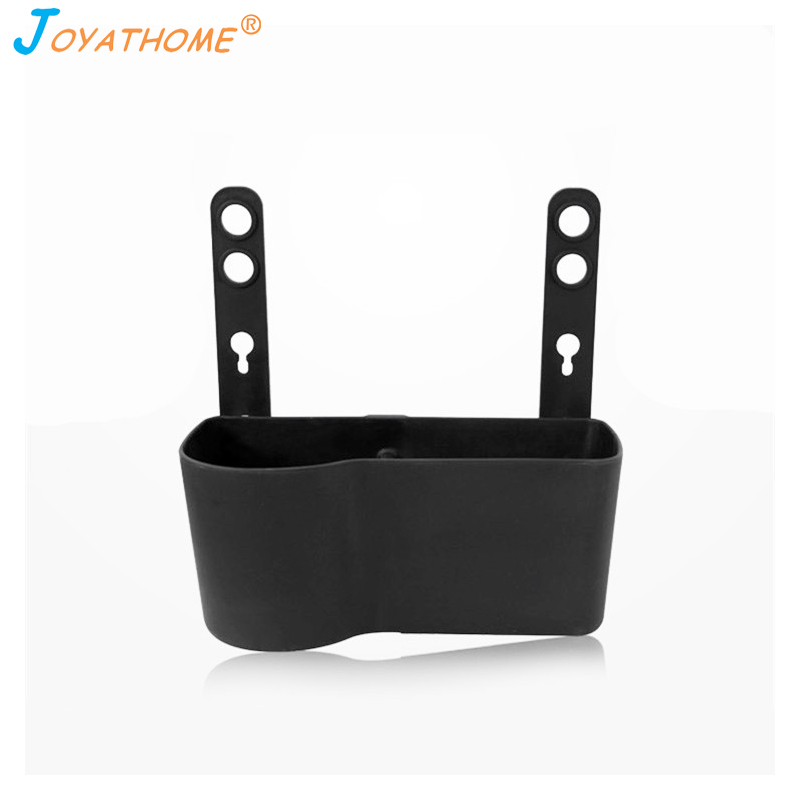Joyathome Multifunction Car Seat Back Storage Box Car Water Cup Mobile Phone Holder Tray Drink Garbage Basket Home Organizer in Racks Holders from Home Garden