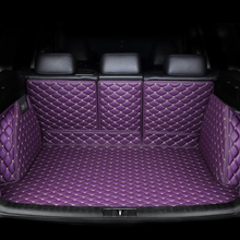 купить HeXinYan Custom car trunk mat for Chevrolet all models Equinox CAVALIER Malibu Aveo Cruze LOVA Captiva TRAX Sail auto styling по цене 5389.4 рублей