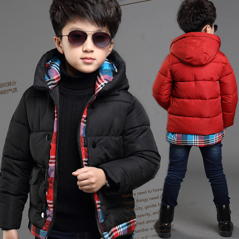 b87e9dc94 YRF54 Kids Boys Winter CoatS 2015 New Baby Winter Outerwear Long ...