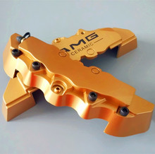 Cheapest prices Fashion automobile universal brake caliper cover , caliper cover , customizable logo front and rear wheel  ,faster shipping