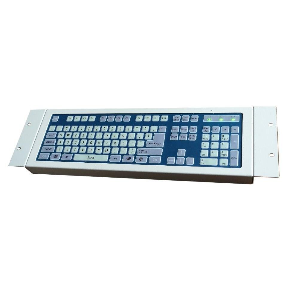 Custom IP67 Rack Mount Desktop compact industrial membrane medical ...