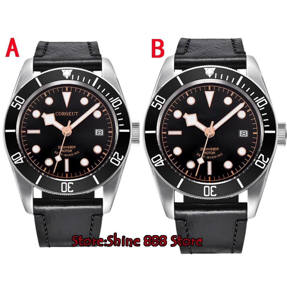 f3d25eea93e Galeria de black corgeut watch por Atacado - Compre Lotes de black corgeut  watch a Preços Baixos em Aliexpress.com