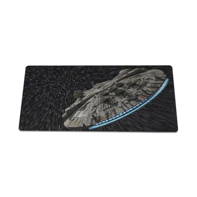 Yinuoda hot sale Wonderful star wars Laptop Computer Mousepad Size for 30x60cm and 30x60cm Gaming Mousepads